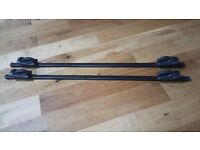 Thule Roof Bars 757, for Citroen Grand C4 Picasso