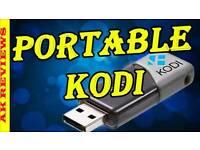 FULLY LOADED KODI on USB