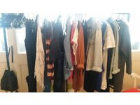 Jeans, dresses, shorts, bags, hats, jumpsuit and many more stuff for sale