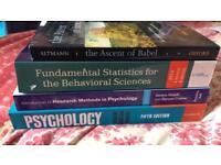 Psychology Degree Books