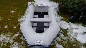 WavEco 2.6 metre inflatable dingy