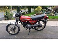 Kawasaki kh125 classic