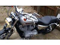 2010 Harley sportster not kawasaki triumph honda classic