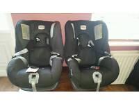 Britax first class plus car seat 0-4years