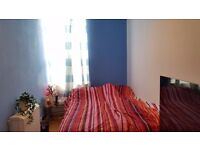 1 lovely bedroom available for up to 8 weeks in shared house only 2-3 miles from city centre
