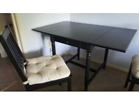 Dining Table & Chairs **NEEDS TO GO THIS WEEK**