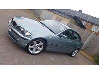 2004 (04) BMW 3 SERIES E46 318i SE 2.0L PETROL MANUAL 4DR SALOON MOT DEC 2016 HPI CLEAR SUPERB DRIVE
