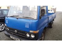 1991 NISSAN CABSTAR TRUCK F22 2.5 DIESEL ONLY 2 OWNERS