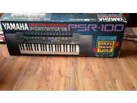 Yamaha PSR 100 portatone Keyboard