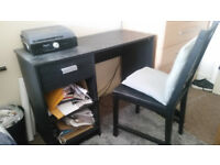Desk and Chair £25