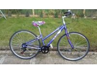 GIRLS TEENAGE LADIES WOMEN APOLLO 26INCH WHEEL 12 INCH FRAME 7 SPEED BIKE BICYCLE