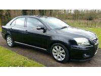 Toyota AVENSIS, Automatic, full service history,