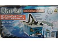 Clarke Woodworker Tablesander
