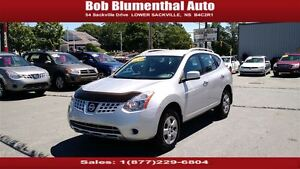 2010 Nissan Rogue S AWD ($57 weekly, 0 down, all-in, OAC)