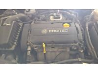 VAUXHALL ASTRA 1.6 16V Z16XEP TWINPORT ENGINE