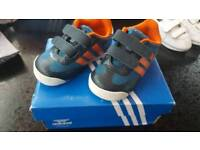 Adidas trainers infant 4