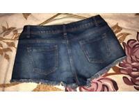 Women's Jeans ,Short , size 10
