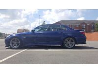 E60 M5 V10 - IMMACULATE, Interlagos Blue, Fully Loaded