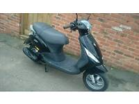 PIAGGIO ZIP 50cc 2009 Immaculate Condition Not Yamaha honda Peugeot
