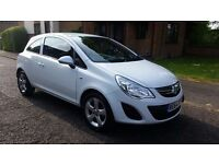Vauxhall Corsa 1.0 ECOFLEX STING 3DR,LOW MILEAGE ,, CHEAP TO RUN & ECONOMICAL