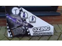 Childrens ZINC scooter. Brand new still in box