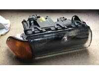 Bmw E36 coupe / convertible headlight and rear lights