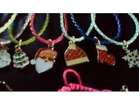 Handmade xmas jewellery