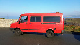 LDV Convoy minibus 9 seater great for camper conversion