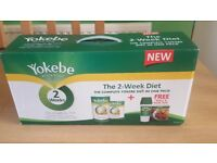 Yokbe The 2 week diet set new unopened!sitill in date got 2 boxes! Can deliver or post!