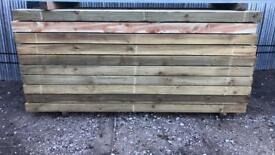🐌Timber Sleepers - Pressure Treated