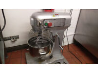 Linda lewis 10L Planetary mixer plus attachments