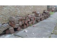 Red Bricks to Reuse - FREE