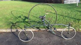 Solid Tyre Tricycle