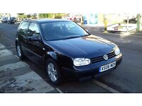 VW GOLF 1.6 AUTOMATIC AUTO SPAIRS AND REPAIRS