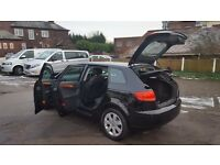 AUDI A3 SE TDI SPORTBACK FULL SERVICE HISTORY CONDITION 12 MONTHS MOT NATIOWIDE WARRANTY AVAILABLE