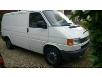 VW T4 2.4 transporter 1995 diesel van REDUCED PRICE