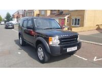 2005 landrover discovery 3 tdv6 automatic 4x4 12 mths mot full service history 1 owner from new