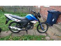 jianshe 125 roadbike