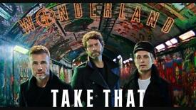 2 Take That Tickets for sale on Thursday night Glasgow Hydro!