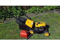 McCulloch M40 450c Petrol Lawnmower Good working condition