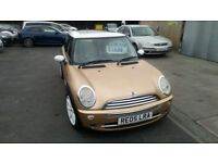 Mini cuper automatic 1.6 petrol
