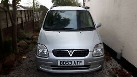 Vauxhall Agila Club 16v Car For Sale