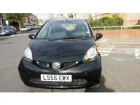 2006 Toyota Aygo 1.00 cc Manual Petrol 5 door HPI clear MOT and Tax Drives Perfect.