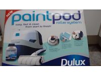 Dulux PaintPod Roller System-brand new in box. Box still sealed.
