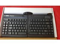 Kinesis Freestyle Solo Ergonomic Keyboard (UK Layout) + Keypad + Accessory Kits