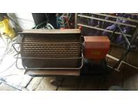 240v Diesel heater / space heater