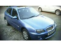 Rover 25 si 84 2004 tested till October 17th