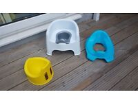 Toilet training potty child toilet seat