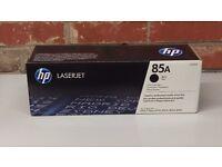 Genuine Black HP 85A Toner Cartridge (CE285A Laser Printer Cartridge)