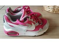 Girls Nike Air size 11